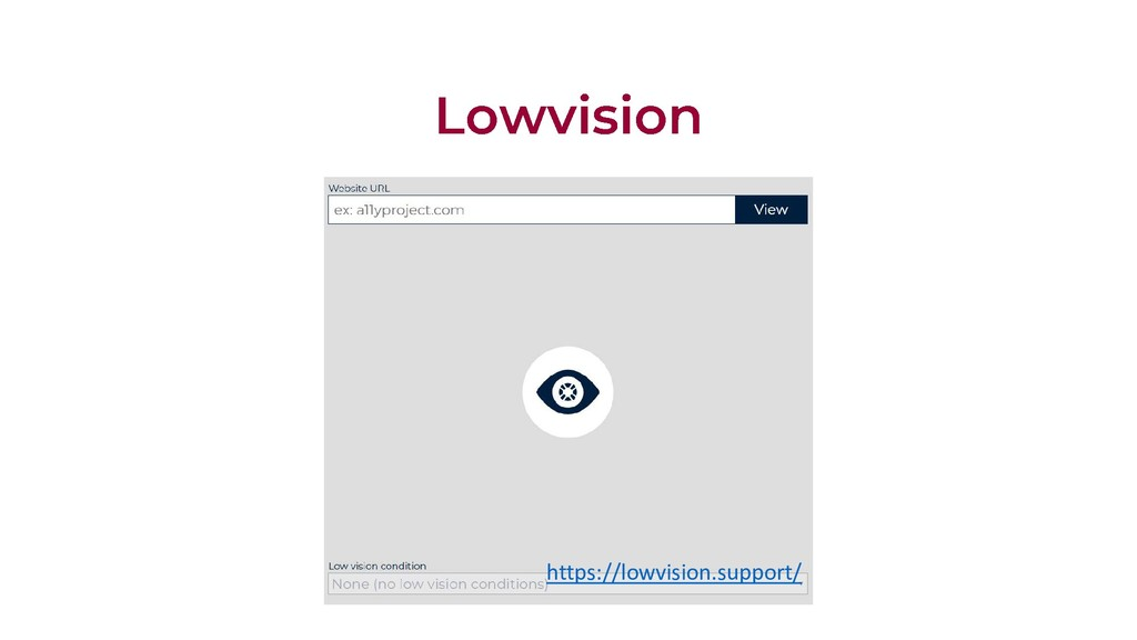 https://lowvision.support/
