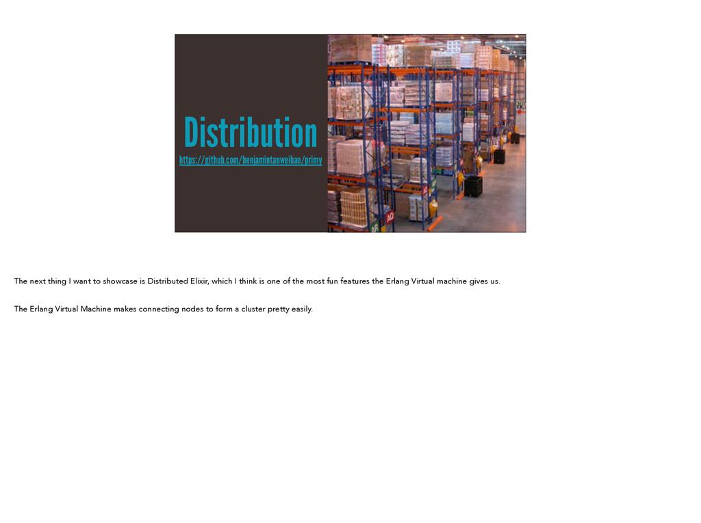 Distribution https://github.com/benjamintanweih...