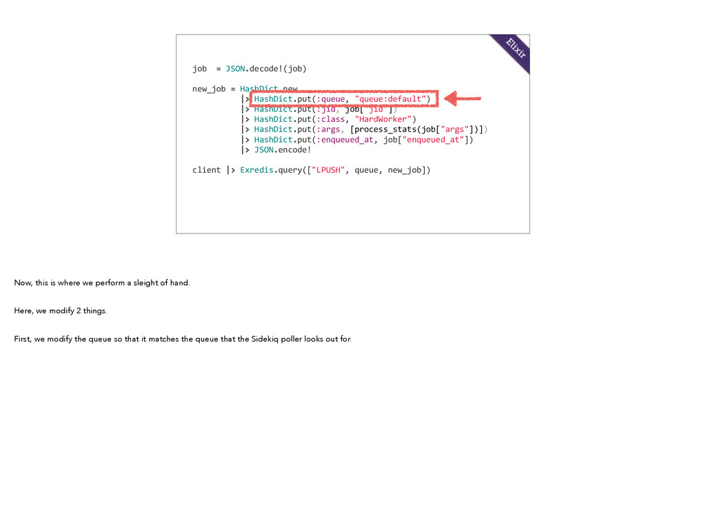 ! 	