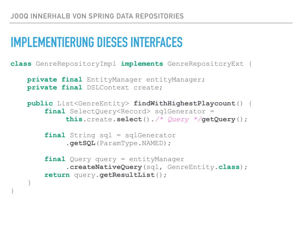 class GenreRepositoryImpl implements GenreRepos...