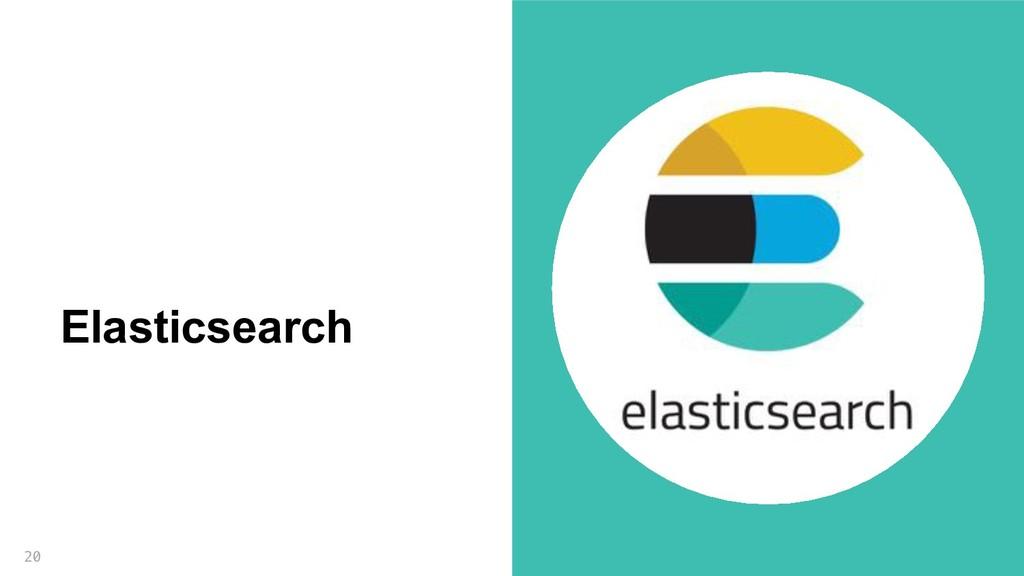 20 Elasticsearch