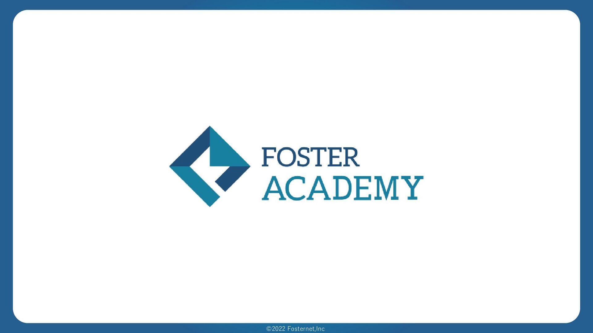 ©2021 Fosternet,Inc