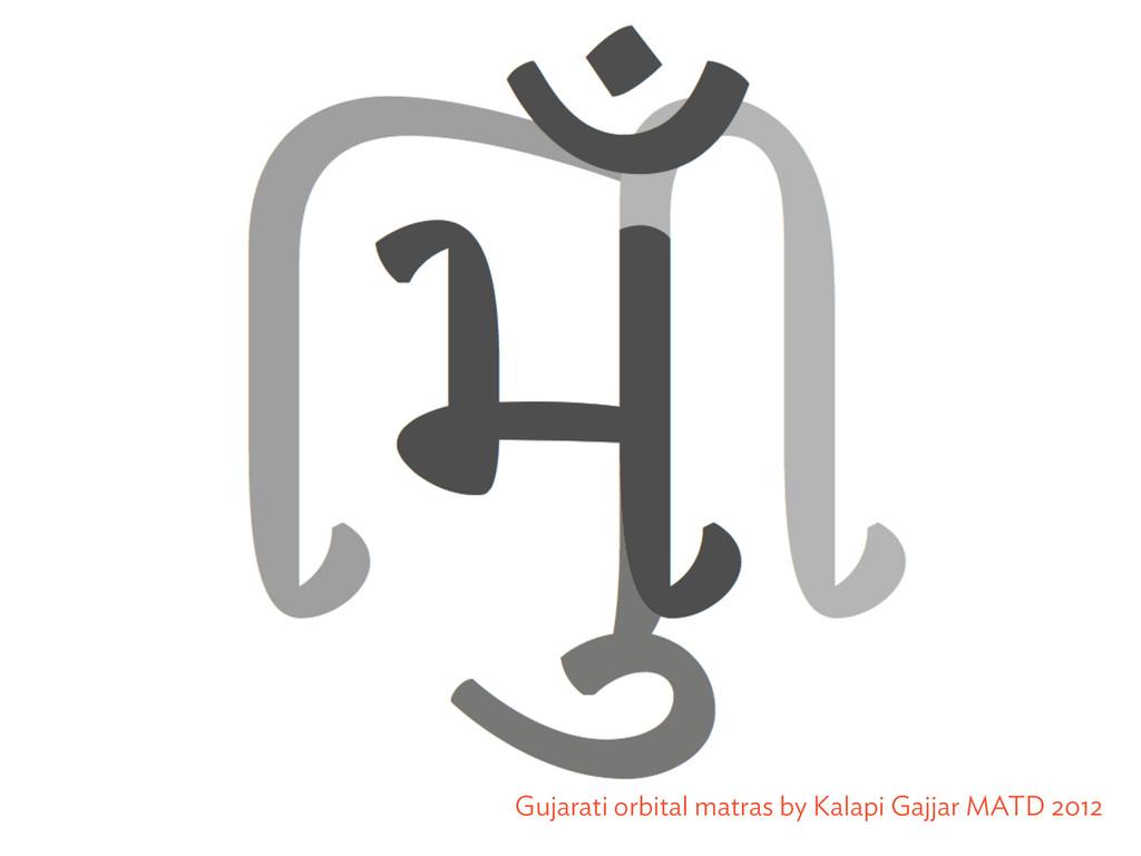 Gujarati orbital matras by Kalapi Gajjar MATD 2...