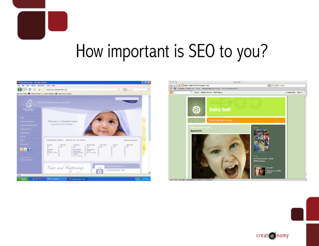 How important is SEO to you?