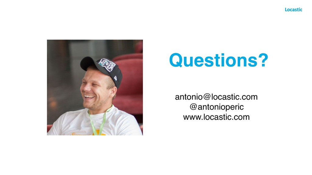 antonio@locastic.com @antonioperic www.locastic...