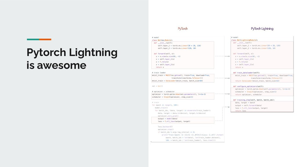 Pytorch Lightning is awesome