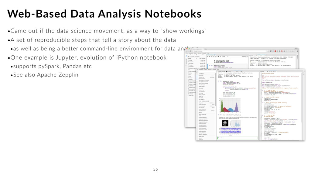 •Came out if the data science movement, as a wa...