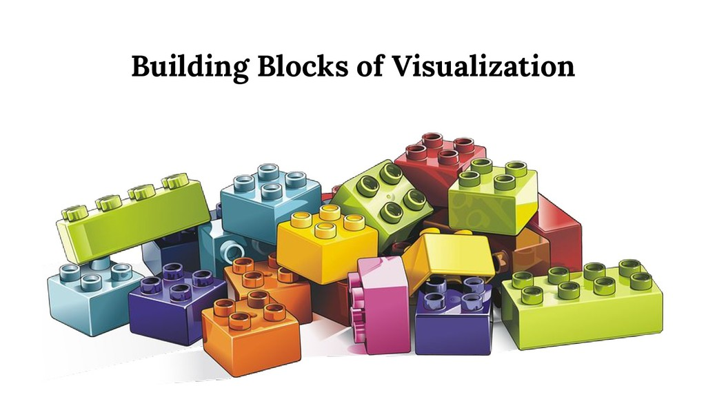 Building Blocks of Visualization
