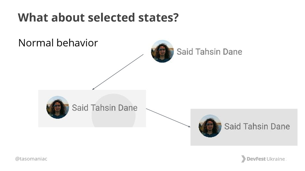 #dfua @tasomaniac What about selected states? N...