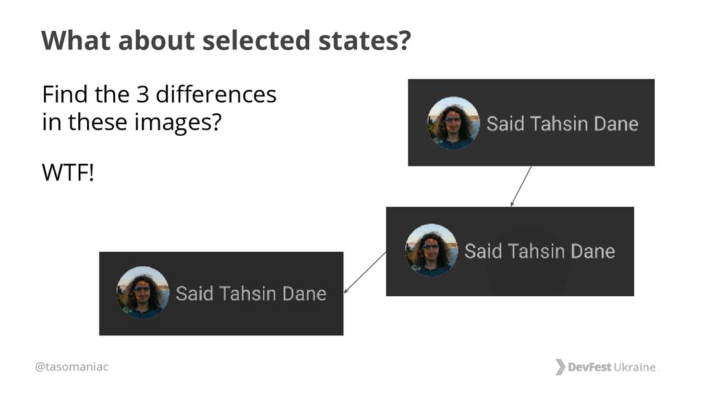 #dfua @tasomaniac What about selected states? F...