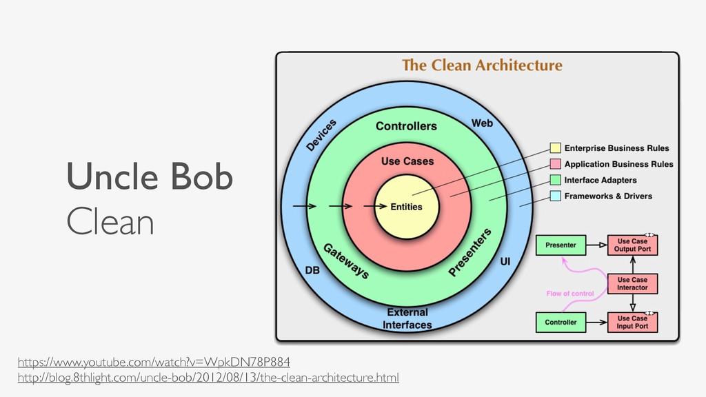 Uncle Bob Clean https://www.youtube.com/watch?v...