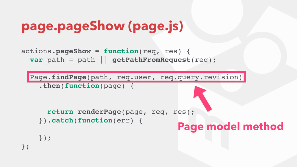 page.pageShow (page.js) actions.pageShow = func...