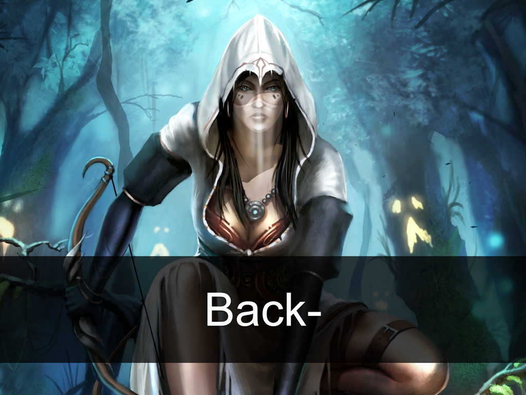 Back-