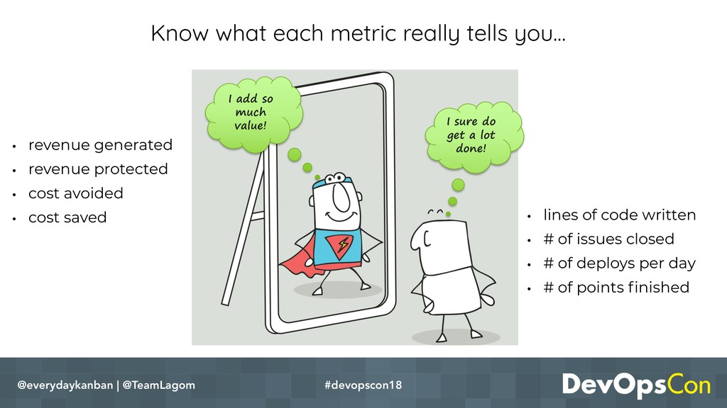 Know what each metric really tells you… @everyd...