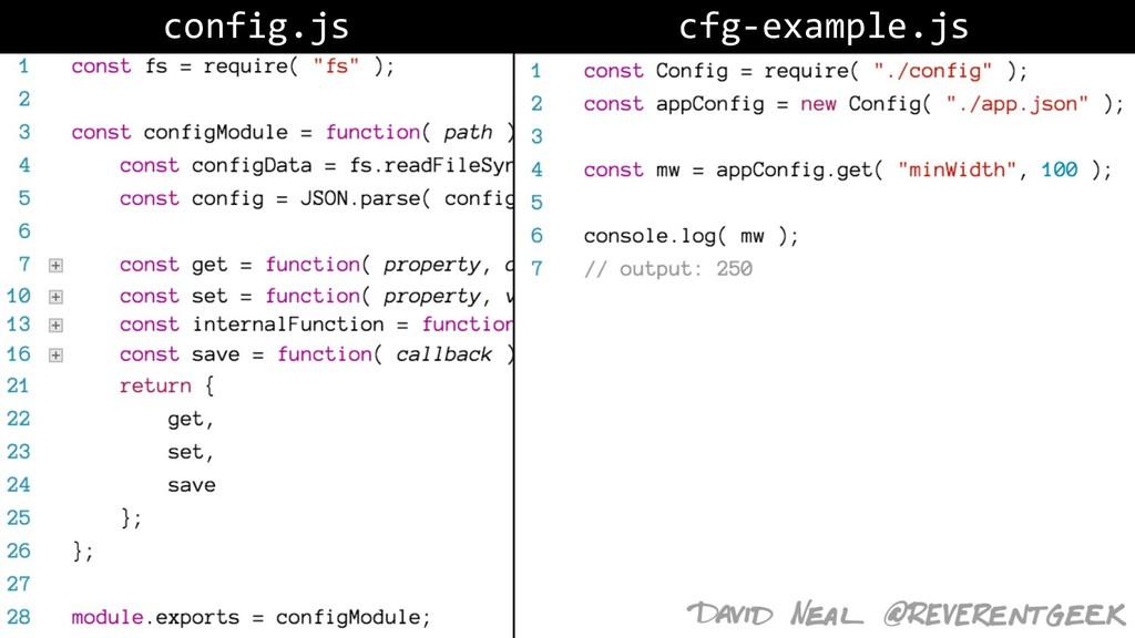 config.js cfg-example.js