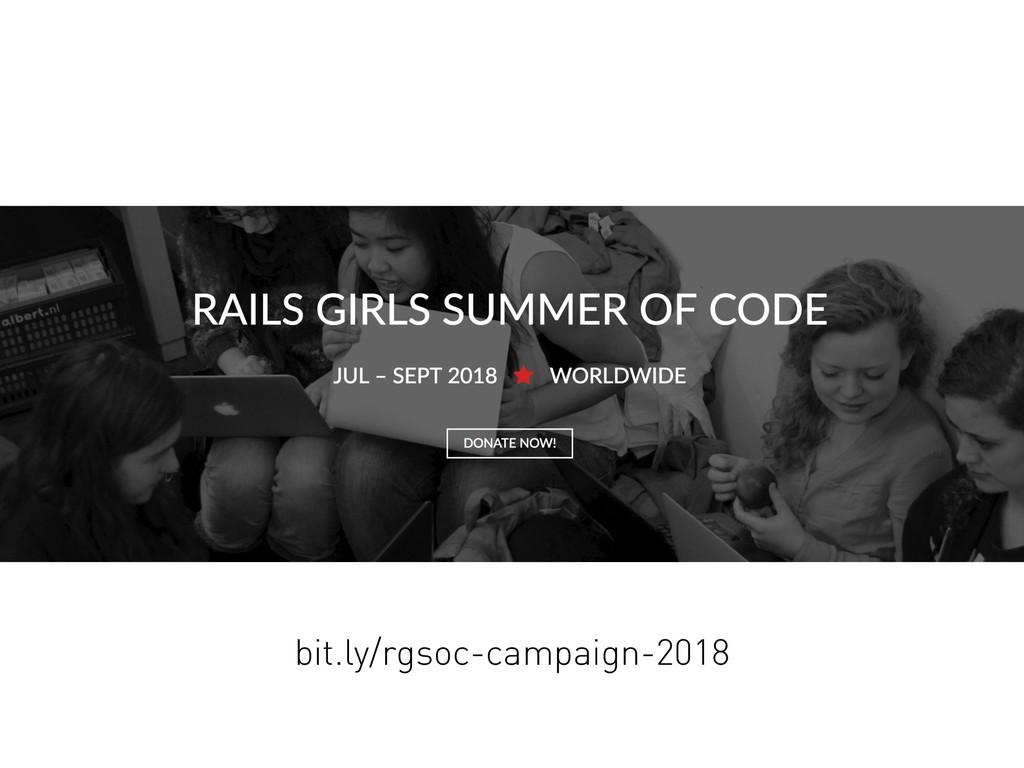 bit.ly/rgsoc-campaign-2018