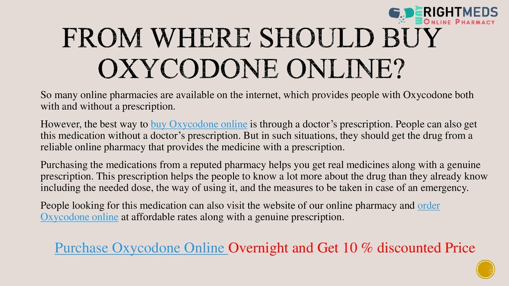 So many online pharmacies are available on the ...