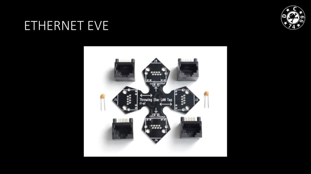 ETHERNET EVE