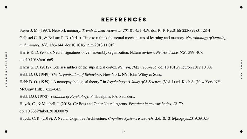 3 1 Huyck, C. R. (2019). A Neural Cognitive Arc...