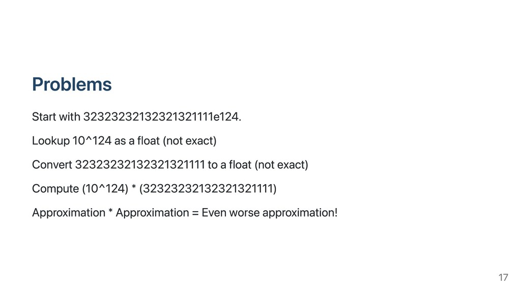 Problems Start with 32323232132321321111e124. L...