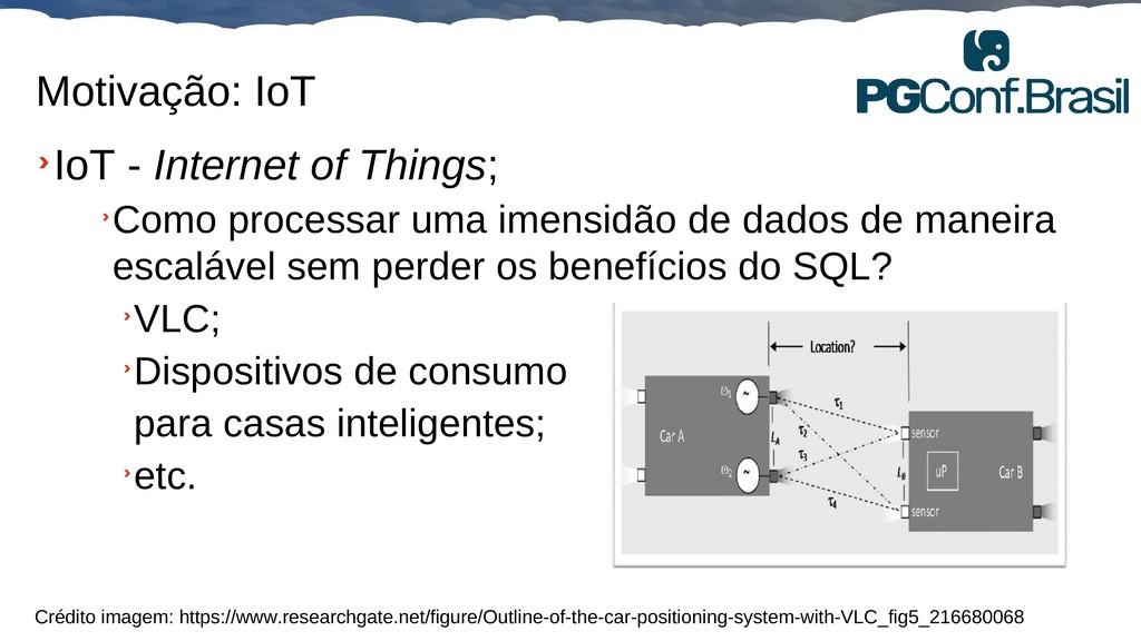 Globalcode – Open4education Motivação: IoT IoT ...