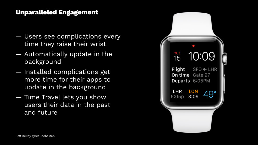Unparalleled Engagement — Users see complicatio...