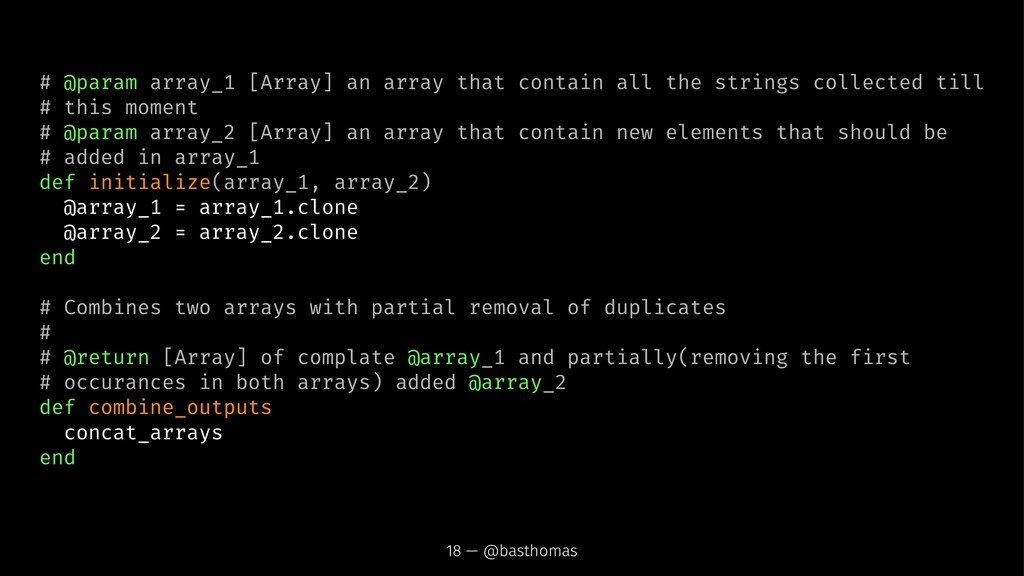 # @param array_1 [Array] an array that contain ...