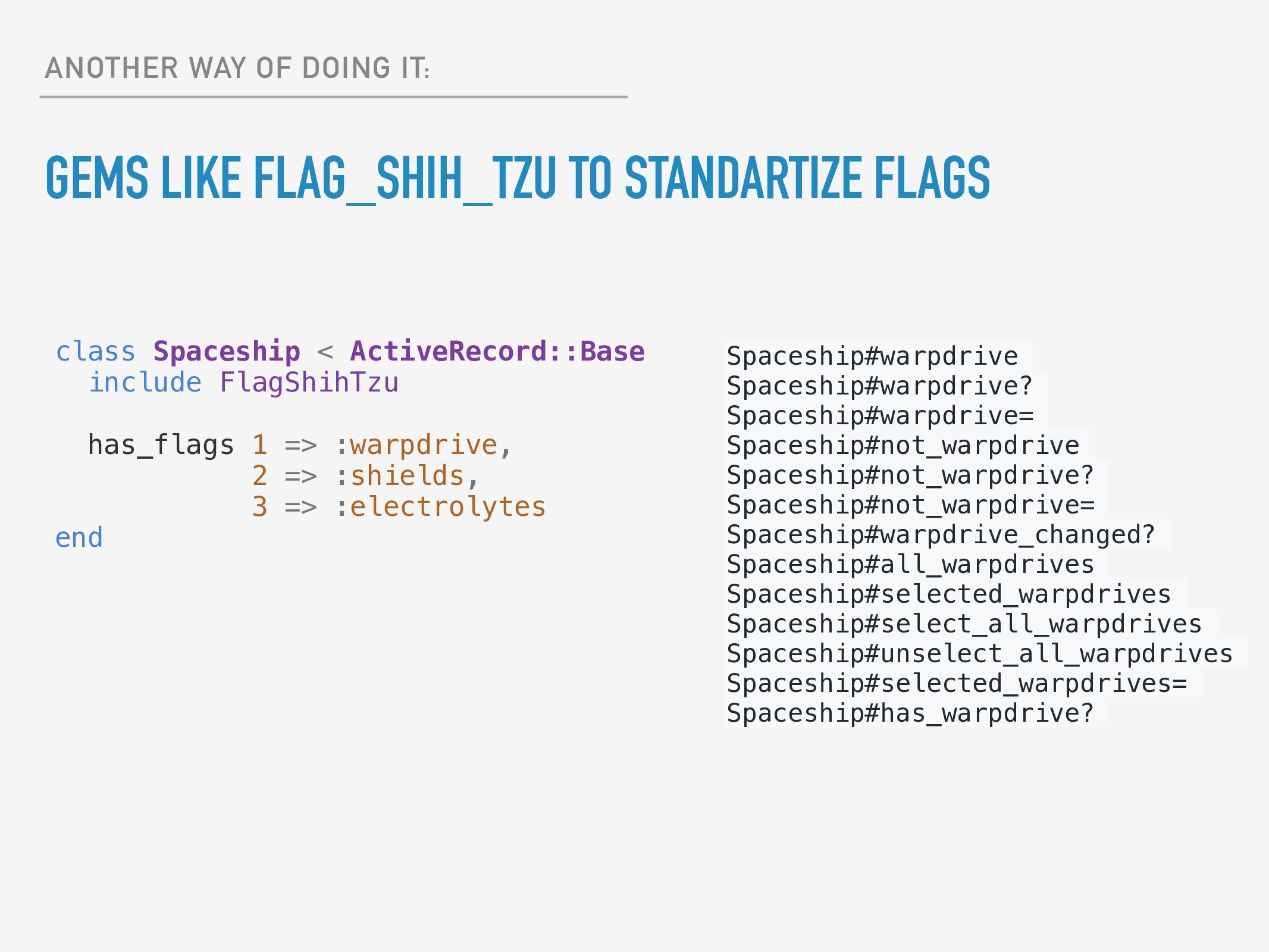 ANOTHER WAY OF DOING IT: GEMS LIKE FLAG_SHIH_TZ...