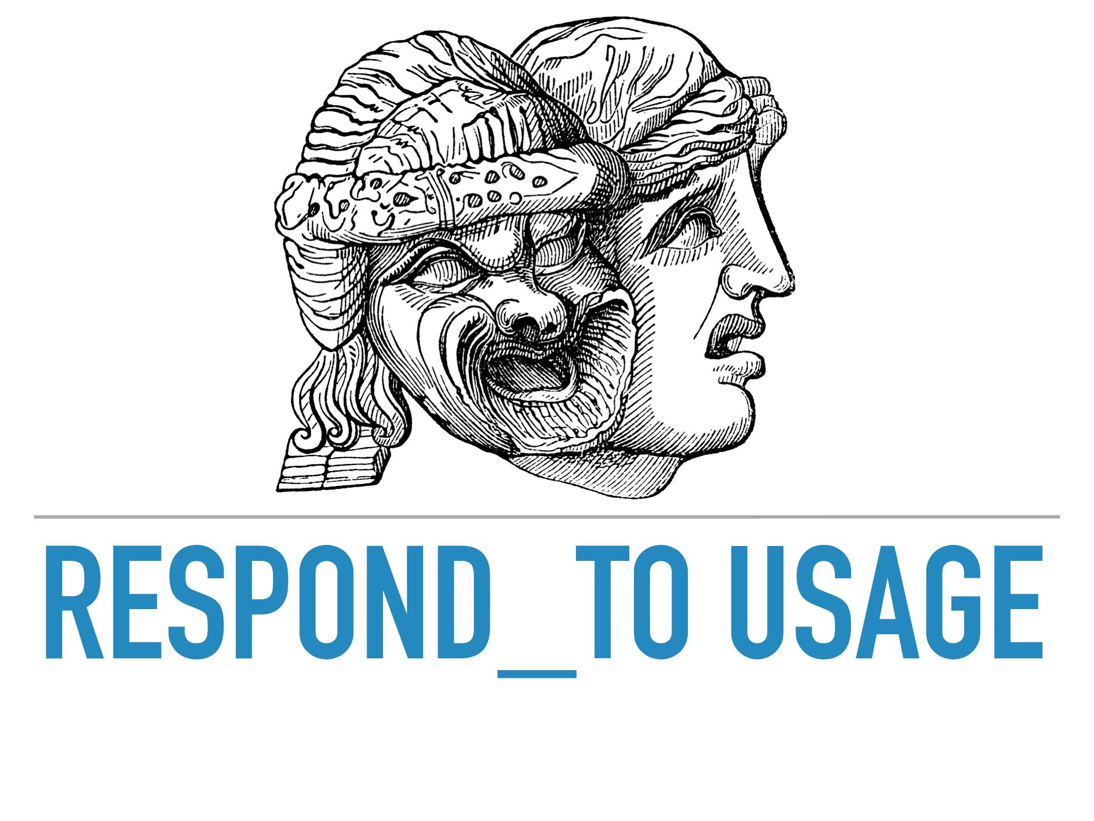 RESPOND_TO USAGE