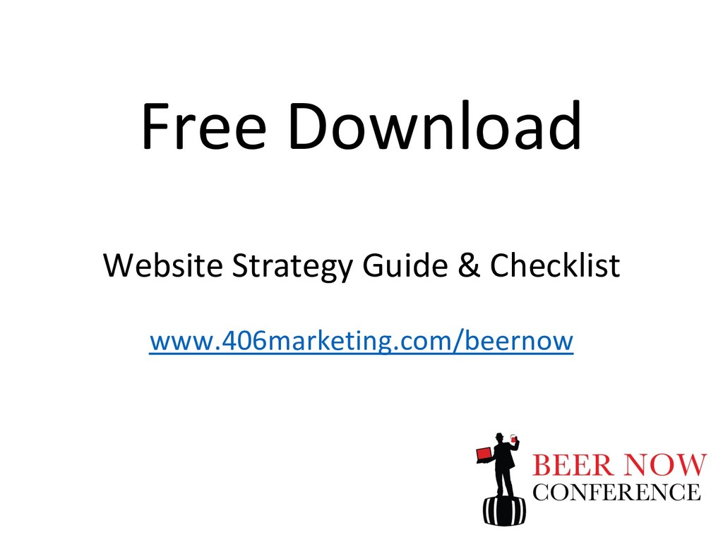 Free Download Website Strategy Guide & Checklis...