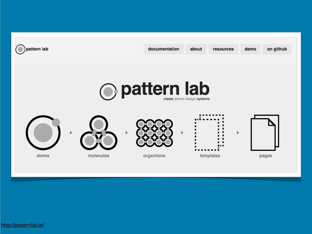 http://patternlab.io/