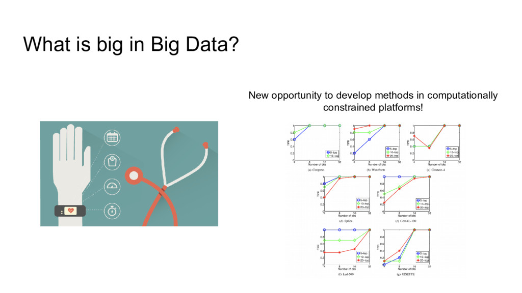 What is big in Big Data? New opportunity to dev...