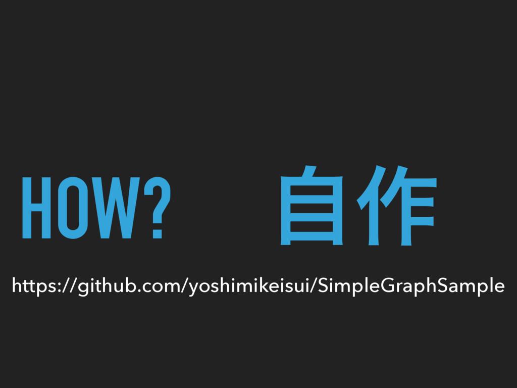 HOW? ࣗ࡞ https://github.com/yoshimikeisui/Simple...
