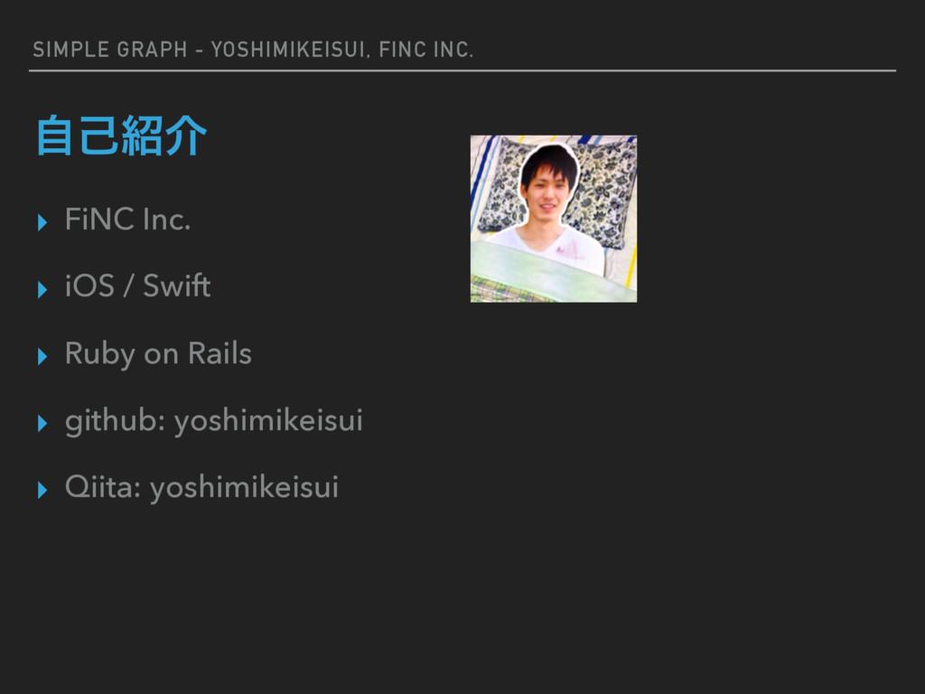 SIMPLE GRAPH - YOSHIMIKEISUI, FINC INC. ࣗݾհ ▸ ...