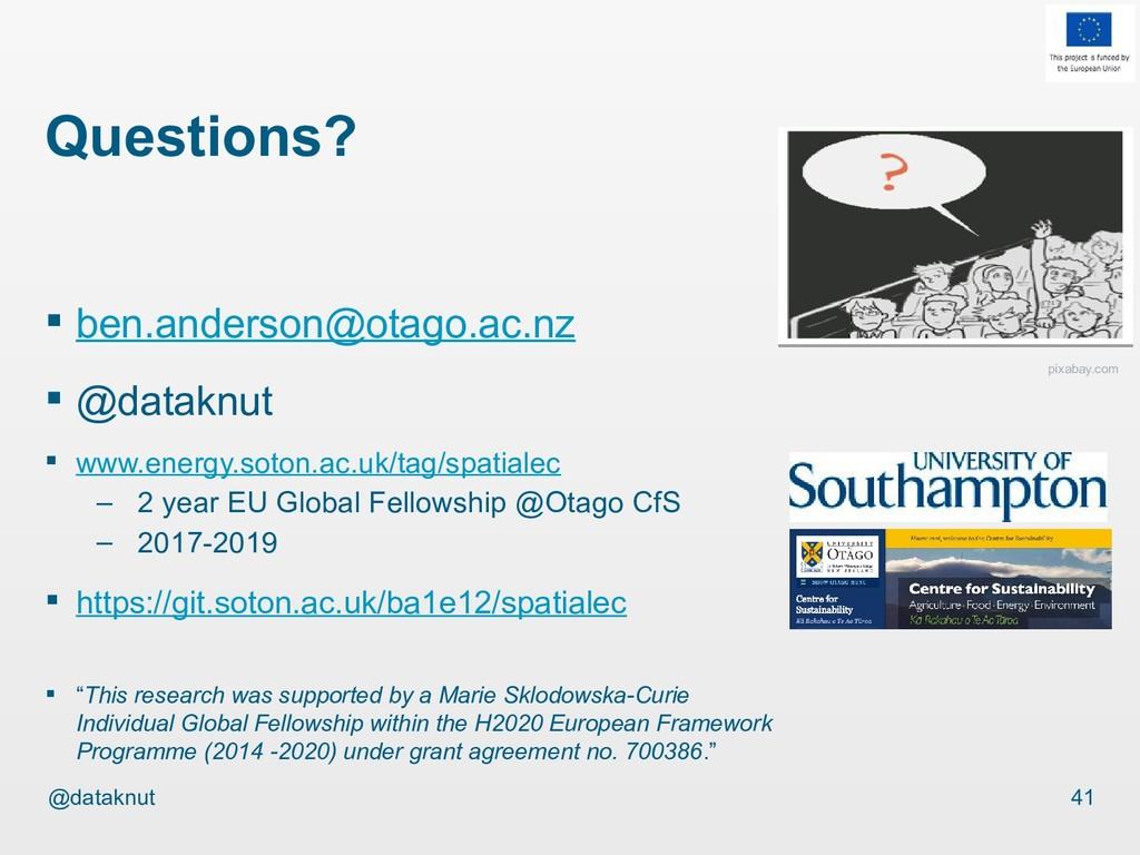 @dataknut Questions?  ben.anderson@otago.ac.nz...