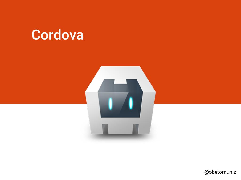 Cordova @obetomuniz