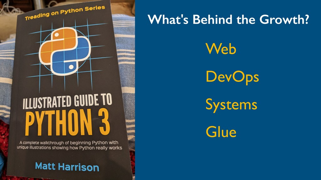 Web DevOps Systems Glue What's Behind the Growt...