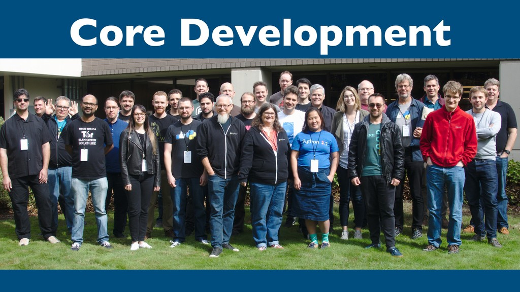 Core Development