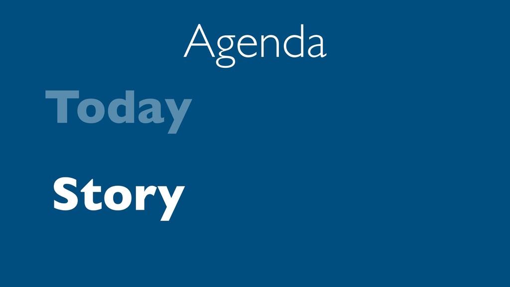 Today Story Agenda