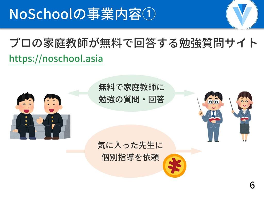 プロの家庭教師が無料で回答する勉強質問サイト https://noschool.asia N...