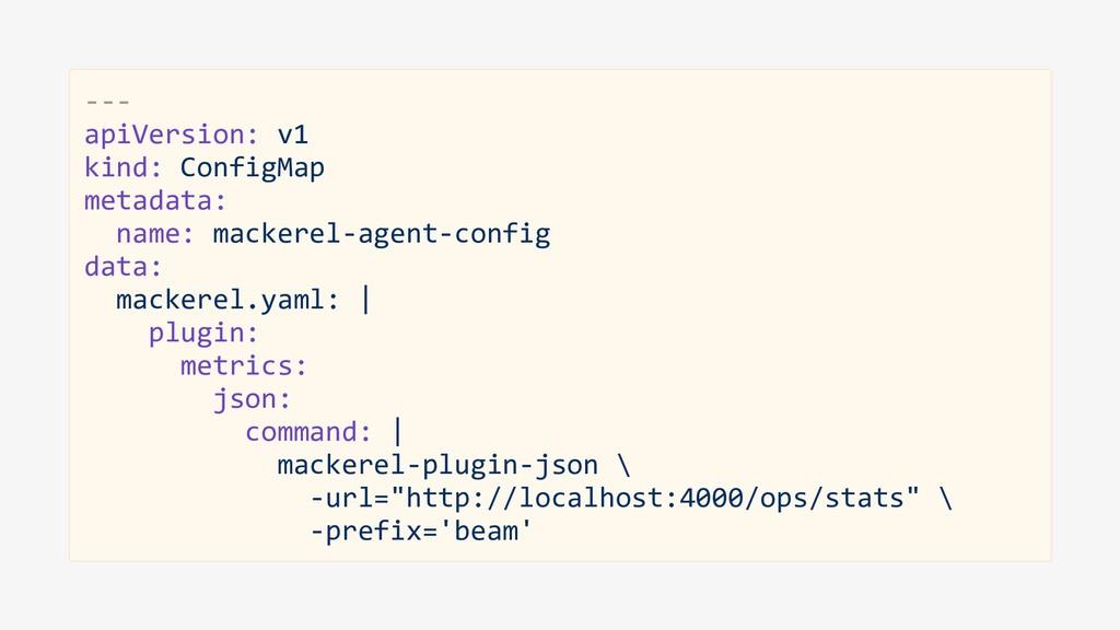--- apiVersion: v1 kind: ConfigMap metadata: na...