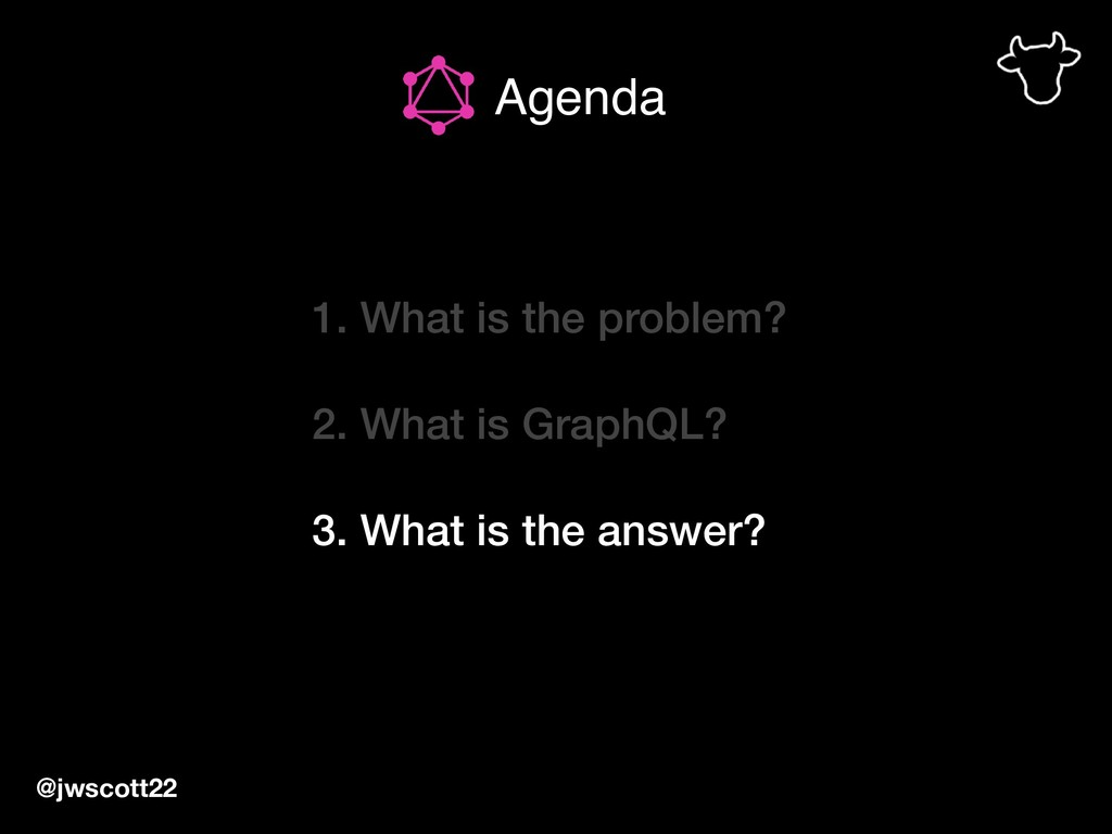 1. What is the problem? 