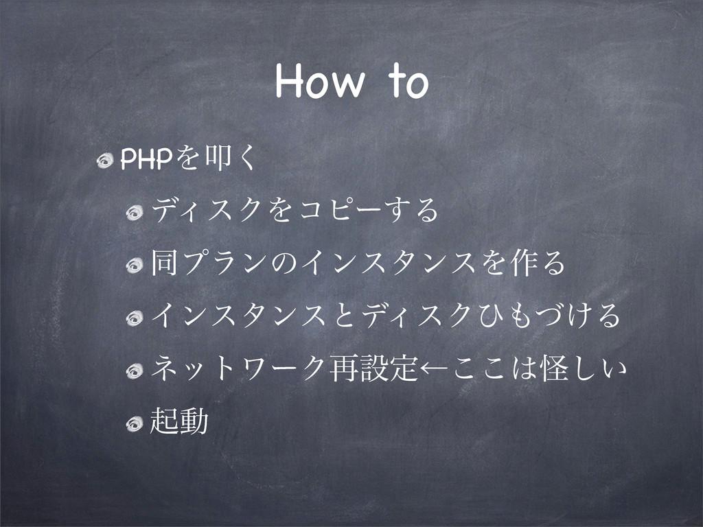 How to PHPΛୟ͘ σΟεΫΛίϐʔ͢Δ ಉϓϥϯͷΠϯελϯεΛ࡞Δ Πϯελϯεͱ...