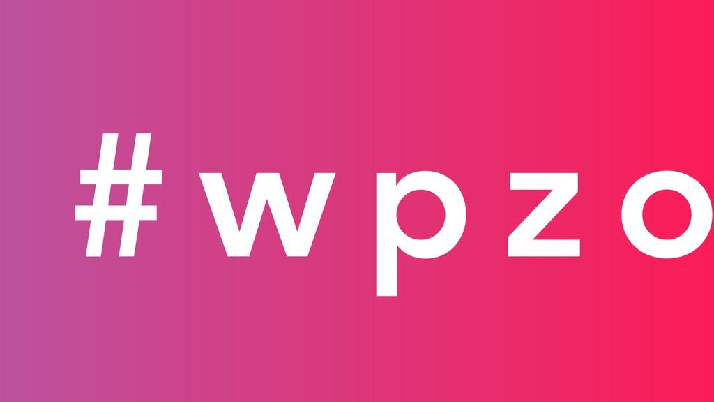 # w p z o
