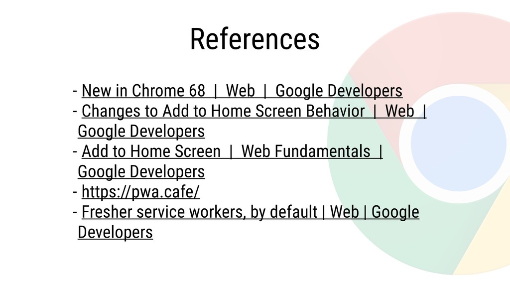 - New in Chrome 68 | Web | Google Developers - ...