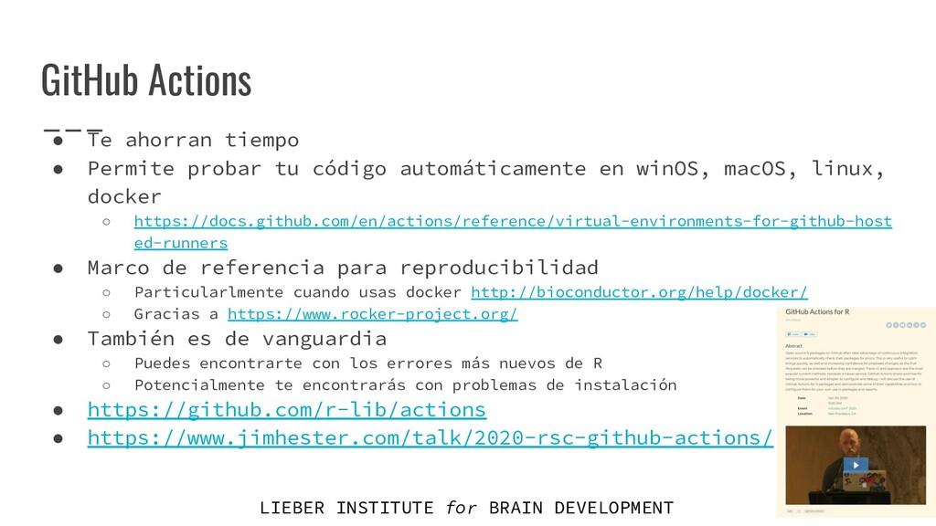 LIEBER INSTITUTE for BRAIN DEVELOPMENT GitHub A...