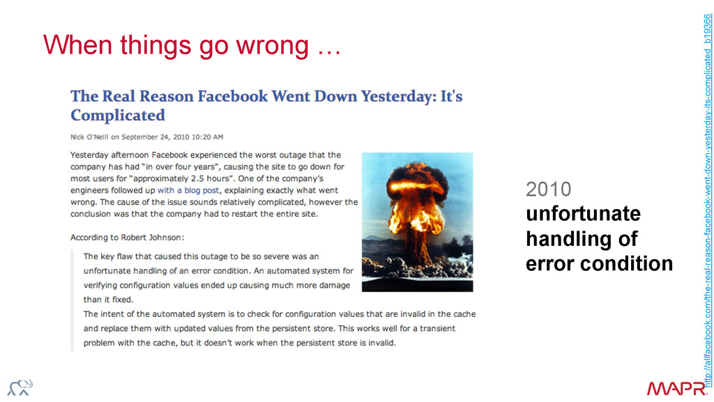 ® When things go wrong … http://allfacebook.com...
