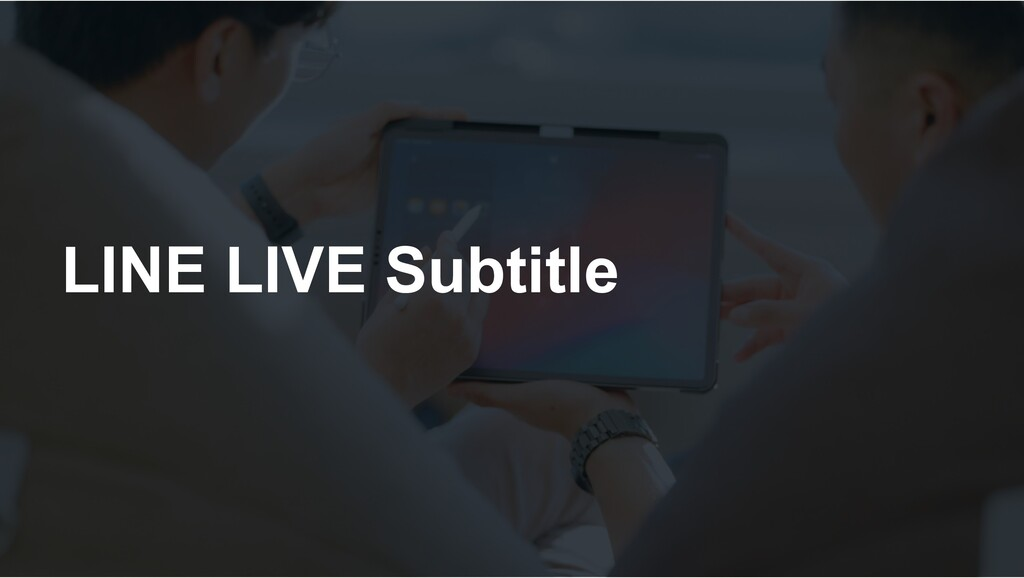 LINE LIVE Subtitle