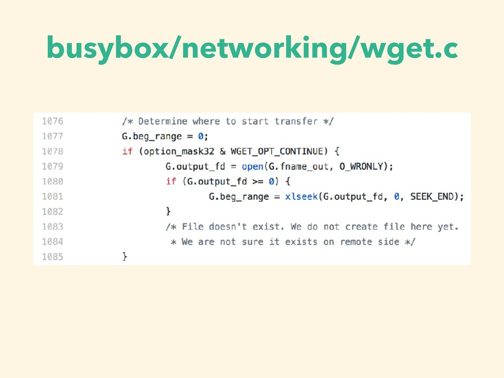 busybox/networking/wget.c