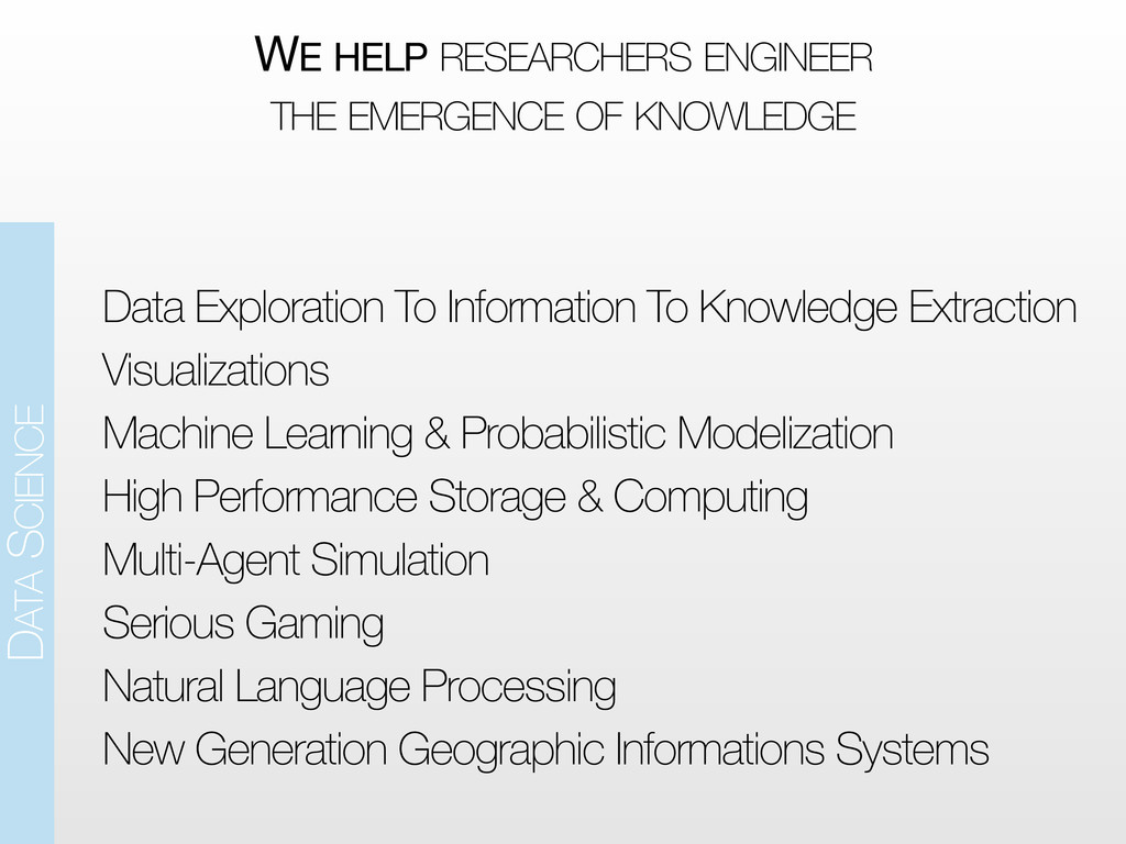 Data Exploration To Information To Knowledge Ex...